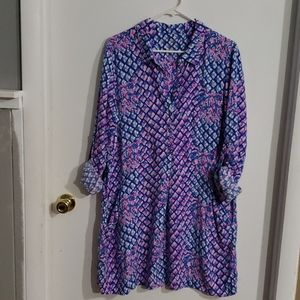 Lilly Pulitzer Rayon Dress